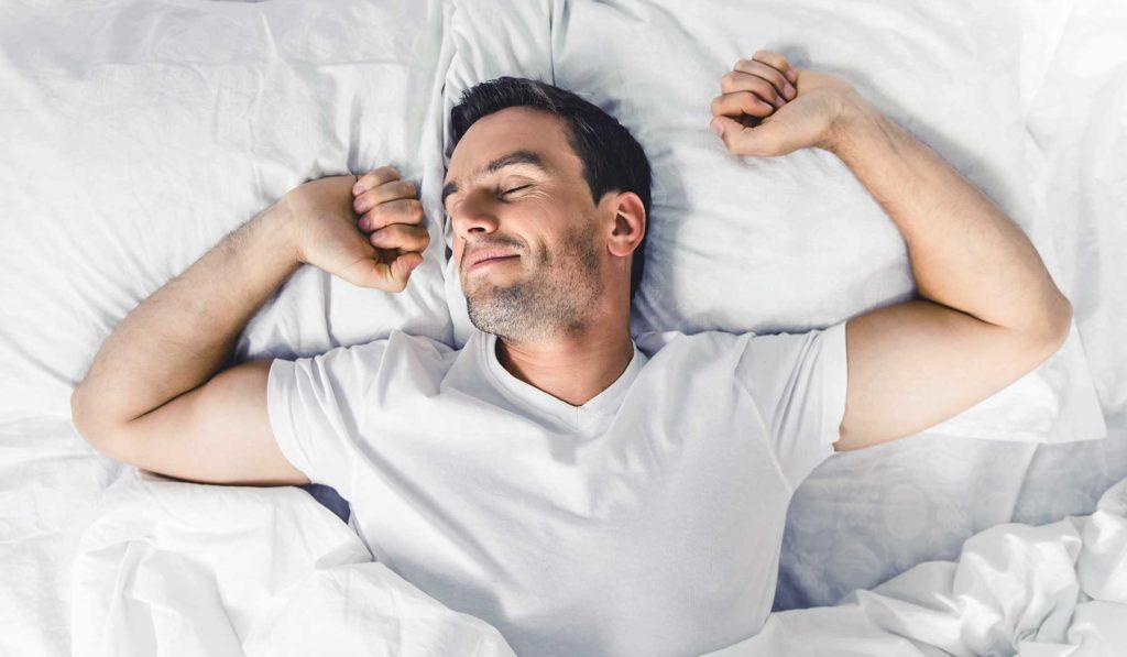 Richtig entspannt liegen - Furrer Wohnen - Schlafberatung..